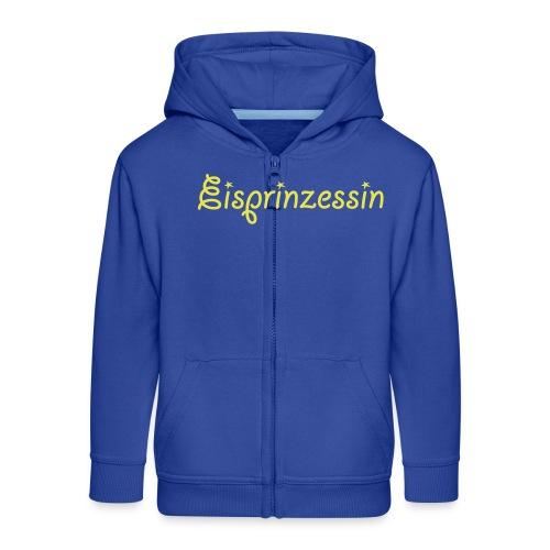 Eisprinzessin, Ski Shirt, T-Shirt für Apres Ski - Kinder Premium Kapuzenjacke