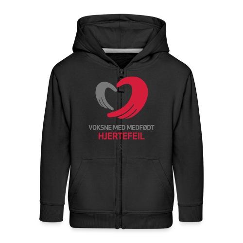 VMH__spreadshirt - Premium Barne-hettejakke