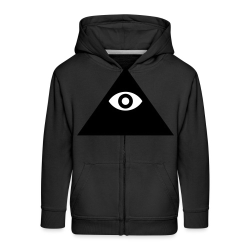 Illuminati - Kinder Premium Kapuzenjacke