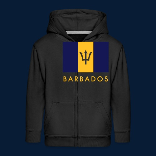 Barbados - Kinder Premium Kapuzenjacke