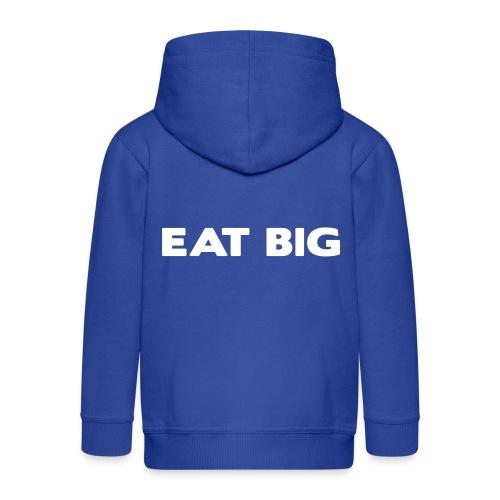 eatbig - Kids' Premium Zip Hoodie