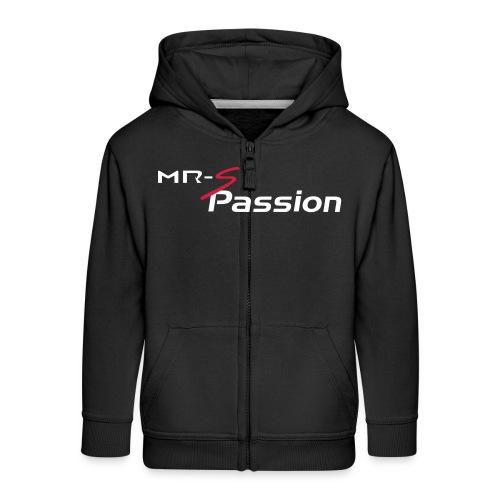 mrs passion - Veste à capuche Premium Enfant