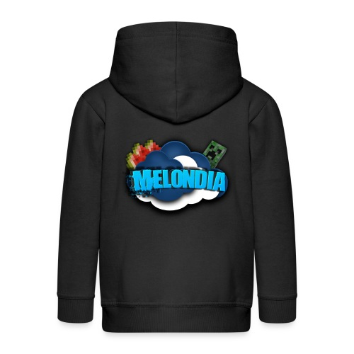 MelondianLogo - Lasten premium hupparitakki