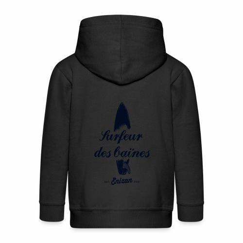 VISUELS-SURFEUR - Veste à capuche Premium Enfant