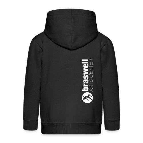 Braswell Arts Center - Kids' Premium Hooded Jacket