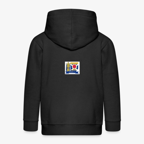 MFCSC Champions Artwork - Kids' Premium Zip Hoodie