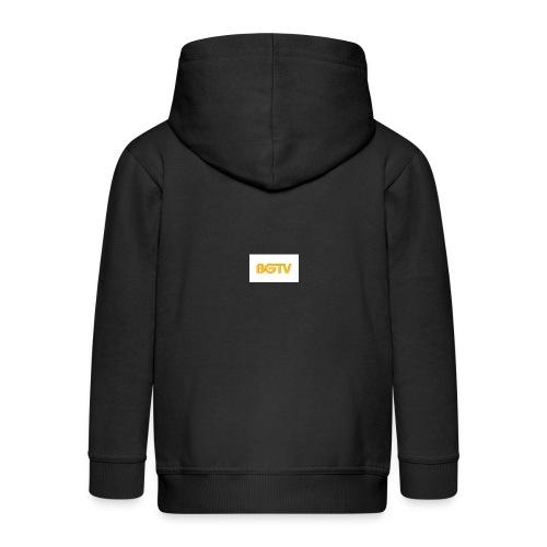 BGTV - Kids' Premium Zip Hoodie