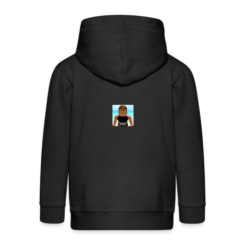 BABY KEISHA SHIRT - Kids' Premium Zip Hoodie