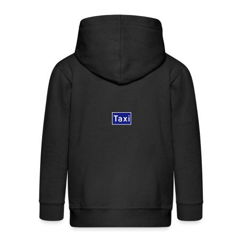 Taxi - Premium Barne-hettejakke