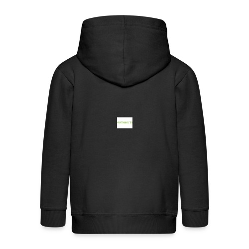 deathnumtv - Kids' Premium Zip Hoodie
