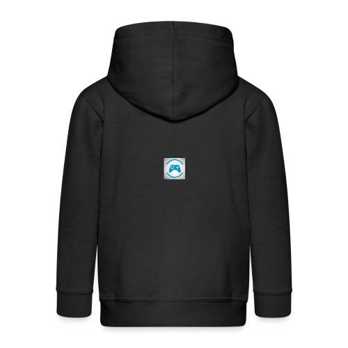 mijn logo - Kinderen Premium jas met capuchon