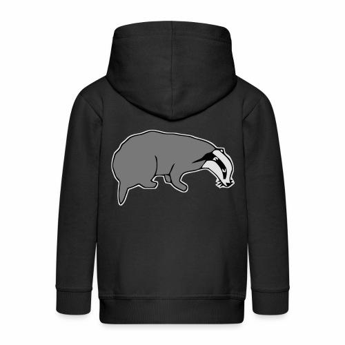 Badger - Veste à capuche Premium Enfant