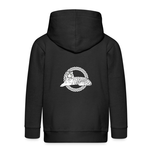 CelticTiger Apparel - Kids' Premium Zip Hoodie