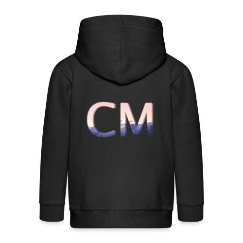 CM Mountain - Kinder Premium Kapuzenjacke
