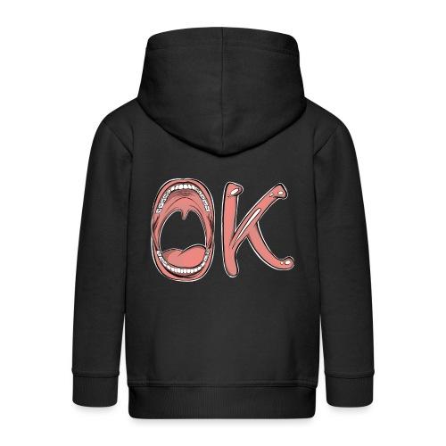 OK - Veste à capuche Premium Enfant