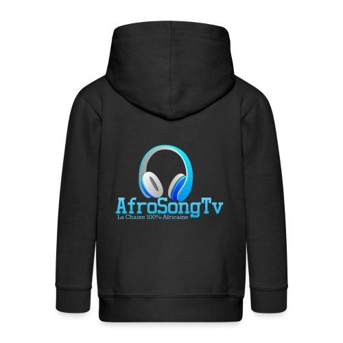 logo - Chaqueta con capucha premium niño