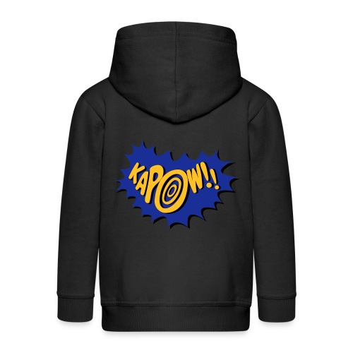 kapow - Kids' Premium Hooded Jacket