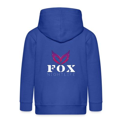 Vrienden van Fox Nightlife - Kinderen Premium jas met capuchon