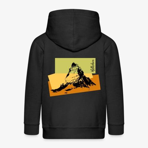 Matterhorn - Kids' Premium Hooded Jacket