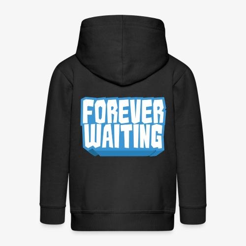 Forever Waiting - Kids' Premium Hooded Jacket