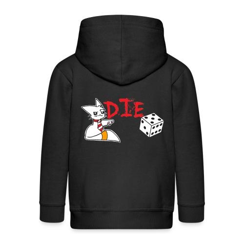 DIE - Kids' Premium Hooded Jacket