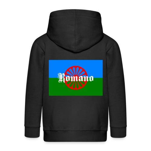 Flag of the Romanilenny people svg - Premium-Luvjacka barn