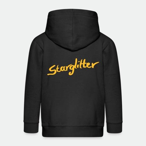 Starglitter - Lettering - Kids' Premium Hooded Jacket