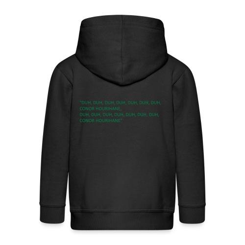conor hourihane - Kids' Premium Hooded Jacket