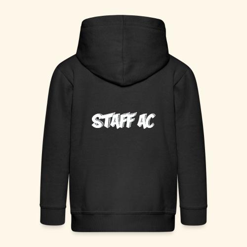 staffac - Felpa con zip Premium per bambini