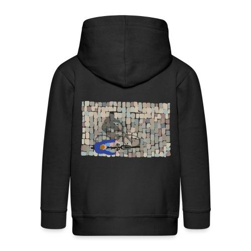 fietser - Kids' Premium Hooded Jacket