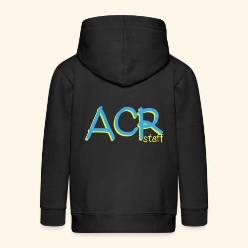 ACR - Felpa con zip Premium per bambini