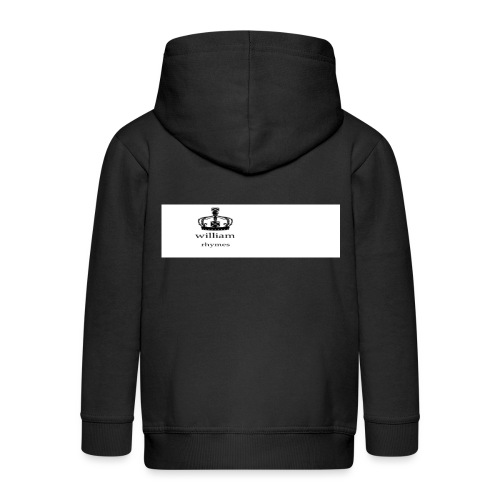 william - Kids' Premium Zip Hoodie