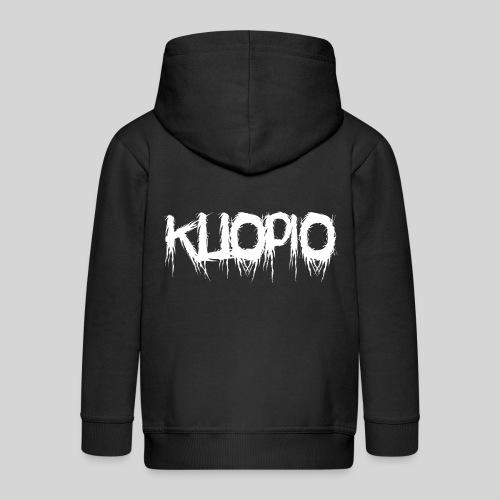 Kuopio - Lasten premium hupparitakki