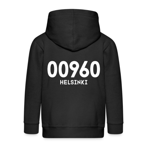 00960 HELSINKI - Lasten premium hupparitakki