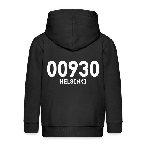00930 HELSINKI - Lasten premium hupparitakki
