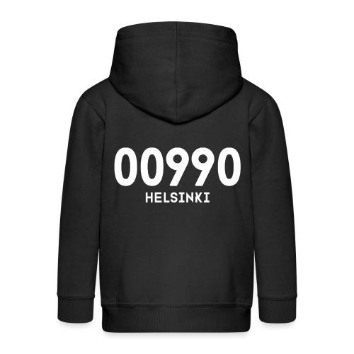 00990 HELSINKI - Lasten premium hupparitakki