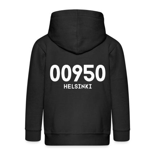 00950 HELSINKI - Lasten premium hupparitakki