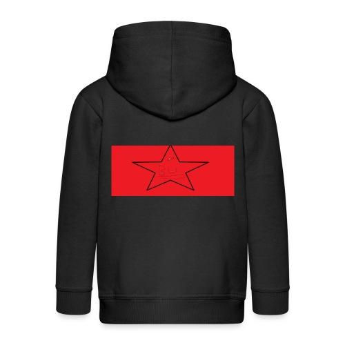 bw enitals - Kids' Premium Hooded Jacket