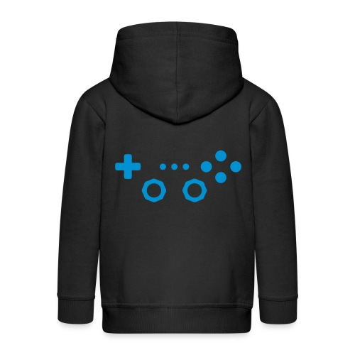 Classic Gaming Controller - Kids' Premium Hooded Jacket