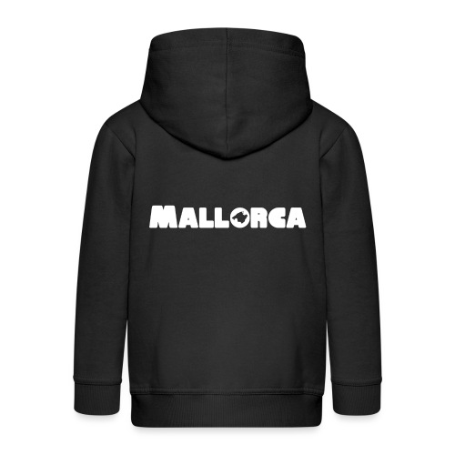 Mallorca - Kinder Premium Kapuzenjacke