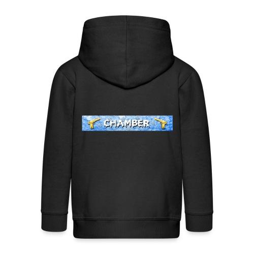 Chamber - Felpa con zip Premium per bambini