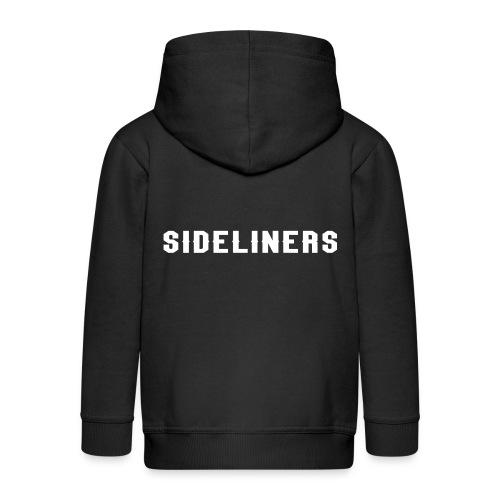 SIDELINERS - Kinder Premium Kapuzenjacke