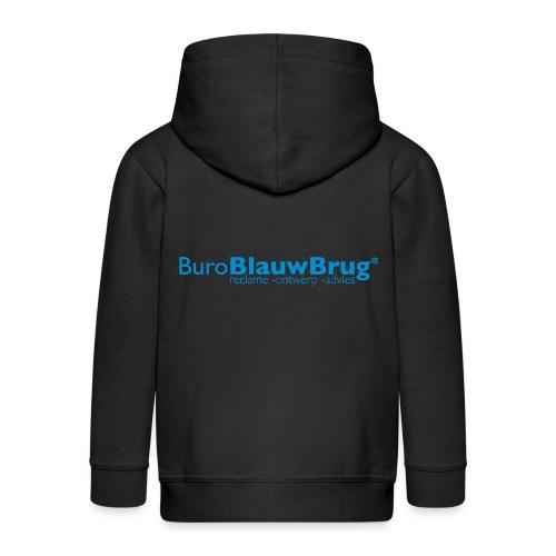 bbb_logo2015 - Kids' Premium Hooded Jacket