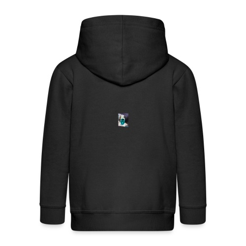 Fletch wild - Kids' Premium Hooded Jacket