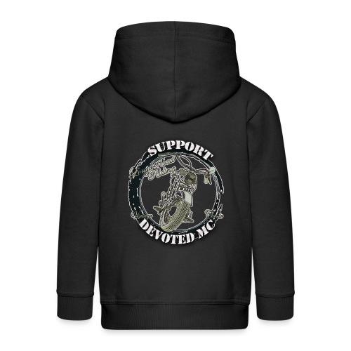 T-Shirt DEVOTEDMC SUPPORTSHOP10007 - Premium Barne-hettejakke