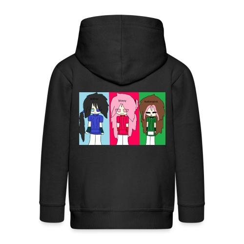 rrg team - Kids' Premium Hooded Jacket