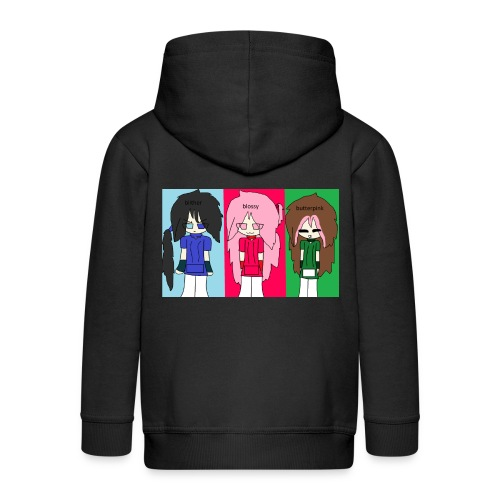 rrg team - Kids' Premium Zip Hoodie
