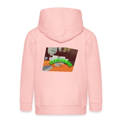 Logopit 1513697297360 - Kinderen Premium jas met capuchon