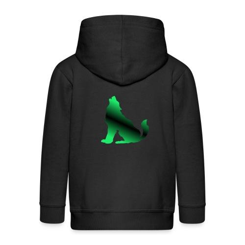 Howler - Kids' Premium Zip Hoodie