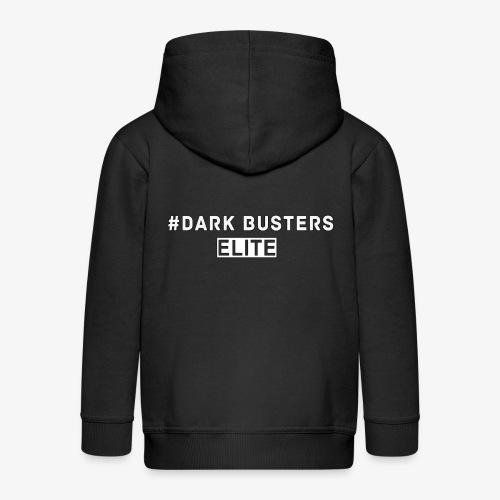#DarkBusters ELITE - Kinder Premium Kapuzenjacke